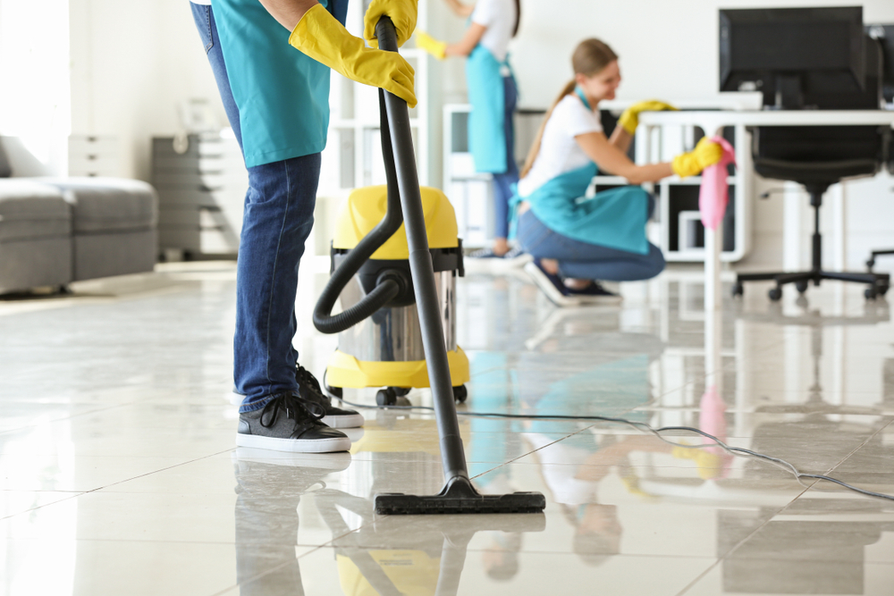 Nettoyage de locaux