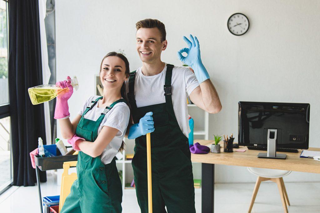 faire appel à une société de nettoyage