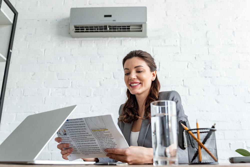 Nettoyage des systèmes de climatisation dans les bureaux 2 choses essentielles à savoir